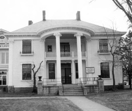 colonial hall